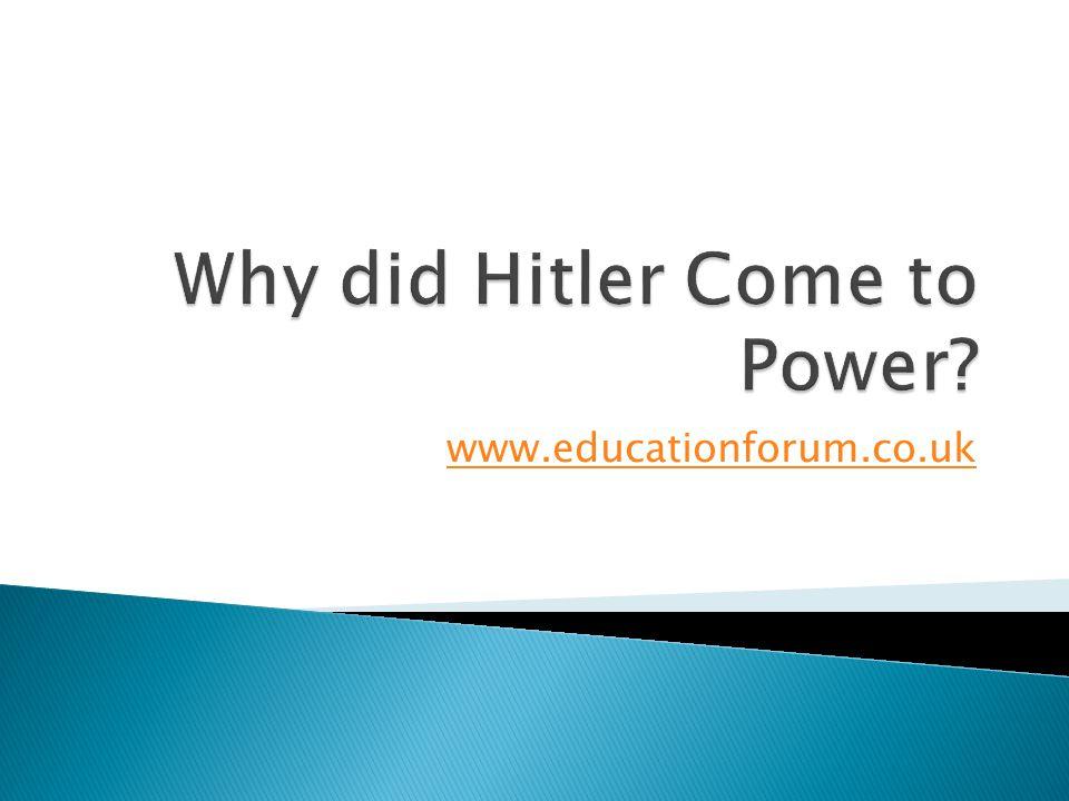 www.educationforum.co.uk