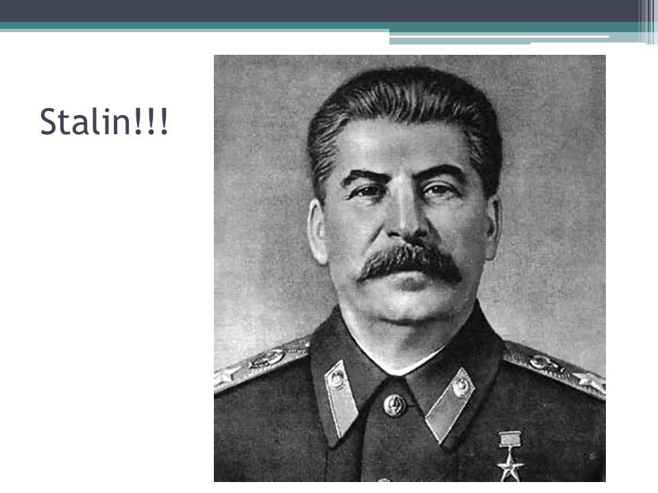 Stalin!!!