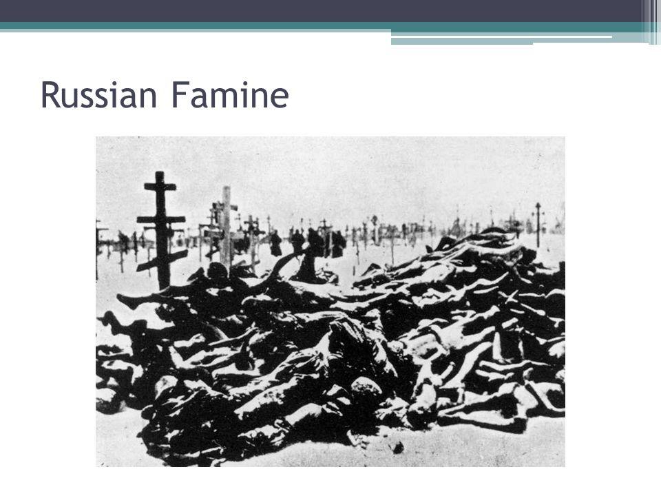 Russian Famine