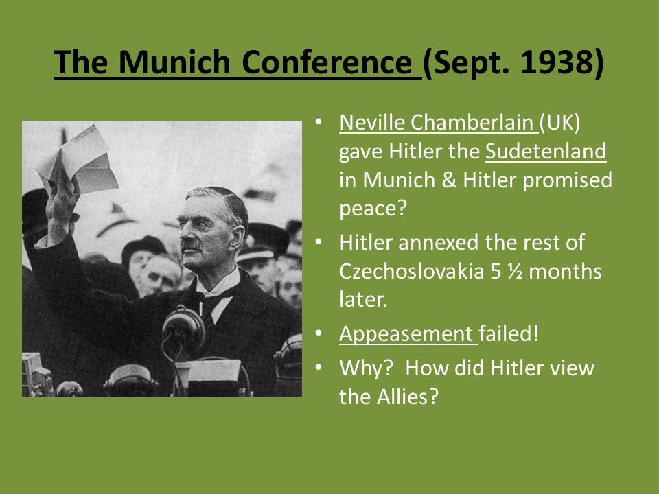 Hitler-Stalin Nonaggression Pact Aug.