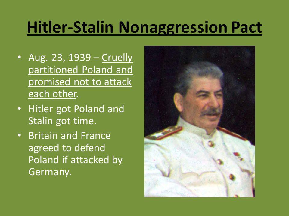 Hitler Unleashes the Blitzkrieg.Sept.