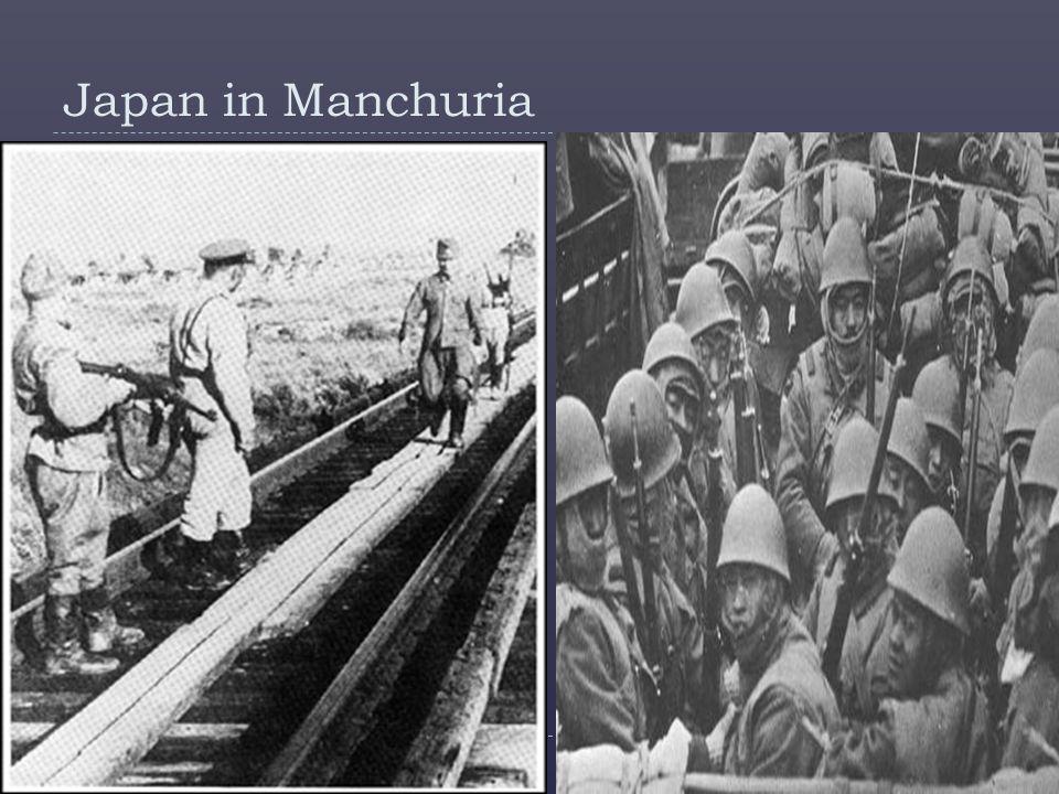 Japan in Manchuria