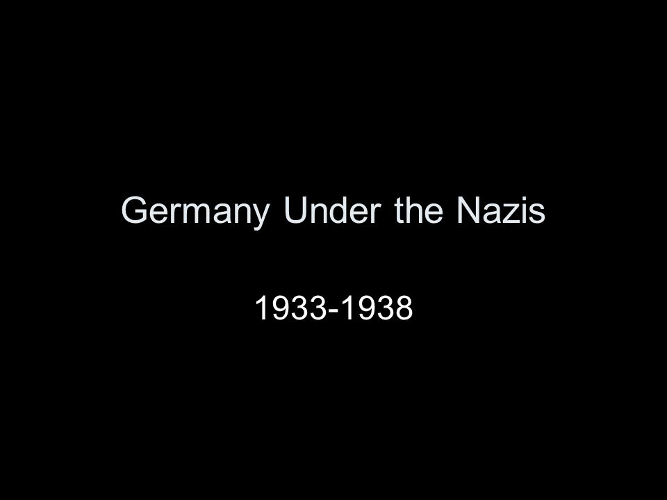Newspapers 1933 - 4,700 daily newspapers, 3% controlled by Nazi Party 1944 - 997 daily newspapers, 82% controlled by Nazi Party Censoring newspapers e