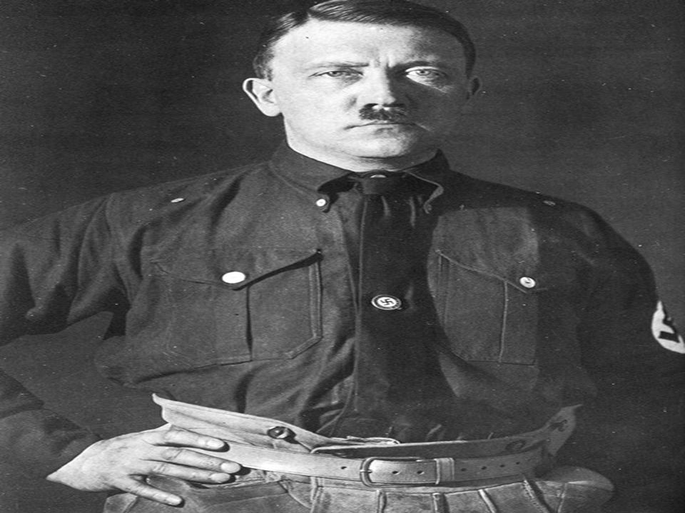 In January 1933 Hitler was appointed chancellor, the head of the German government, and many Germans believed that they had found a savior for their nation Hitler moved quickly to turn Germany into a one-party dictatorship and to organize the police power necessary to enforce Nazi policies.
