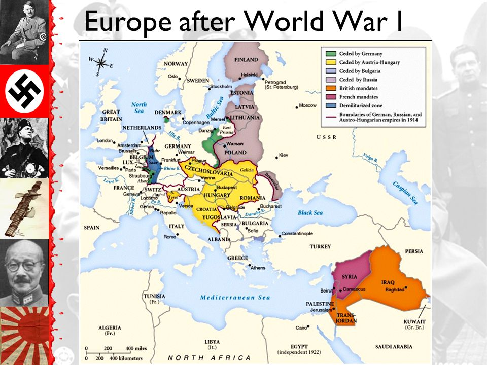 Objectives: How did Germany's actions in 1939 trigger the start of World War II.