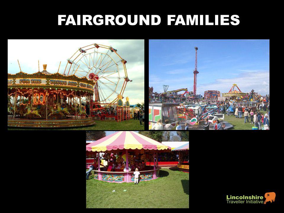 FAIRGROUND FAMILIES