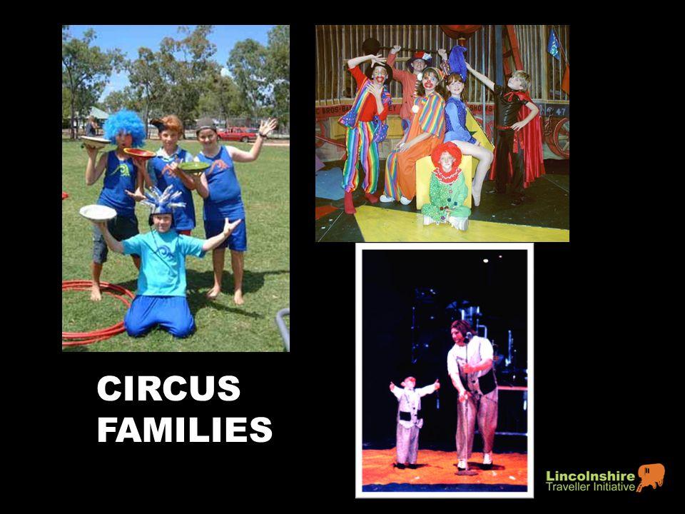 CIRCUS FAMILIES