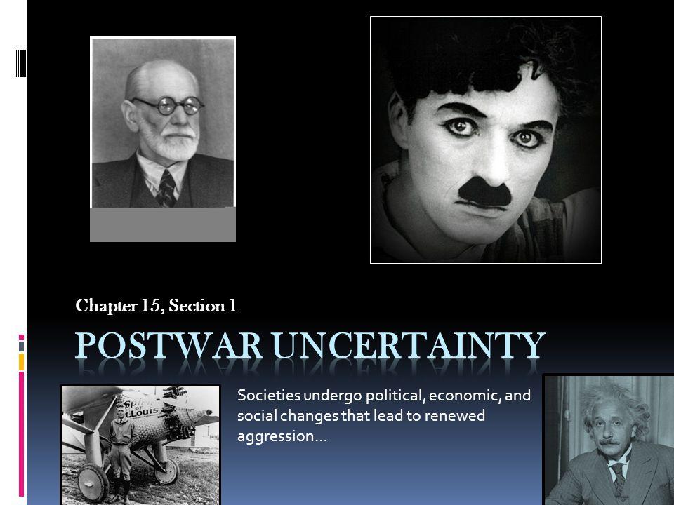 Fascism Rises in Europe  In response to political turmoil & economic crises, Italy & Germany turn to totalitarian dictators