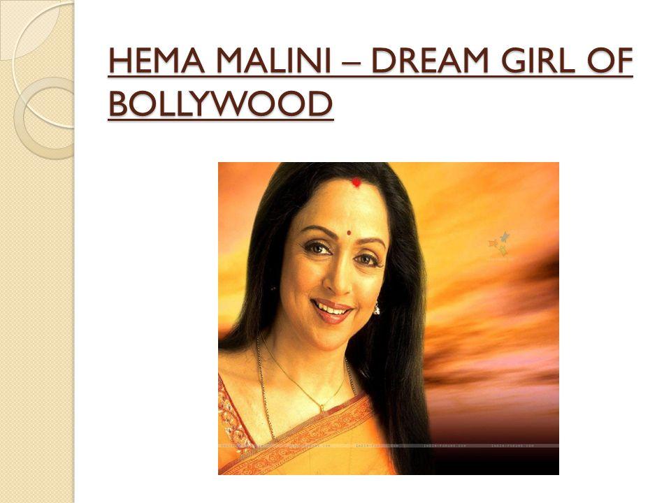 HEMA MALINI – DREAM GIRL OF BOLLYWOOD