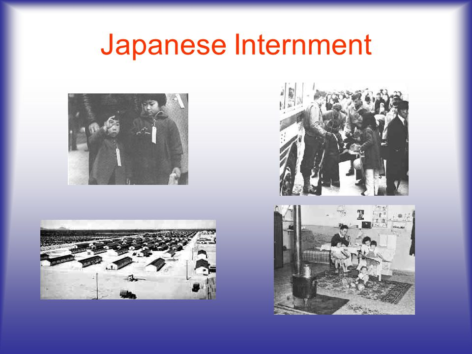 Japanese Internment