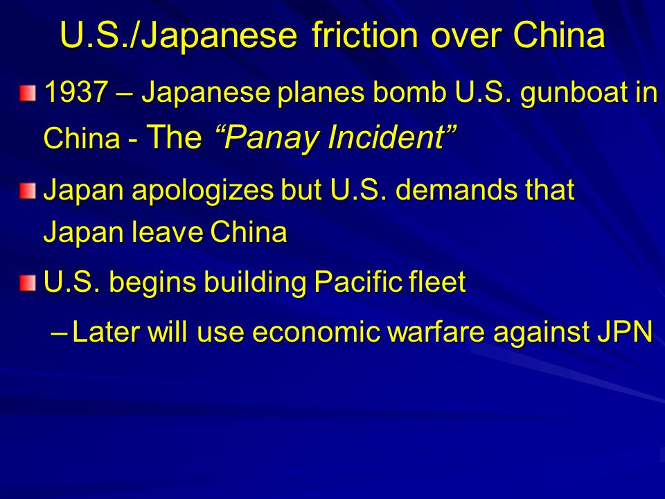 Heading For A Fight Yellow Peril propaganda & Japanese aggression in Asia hardened U.S.