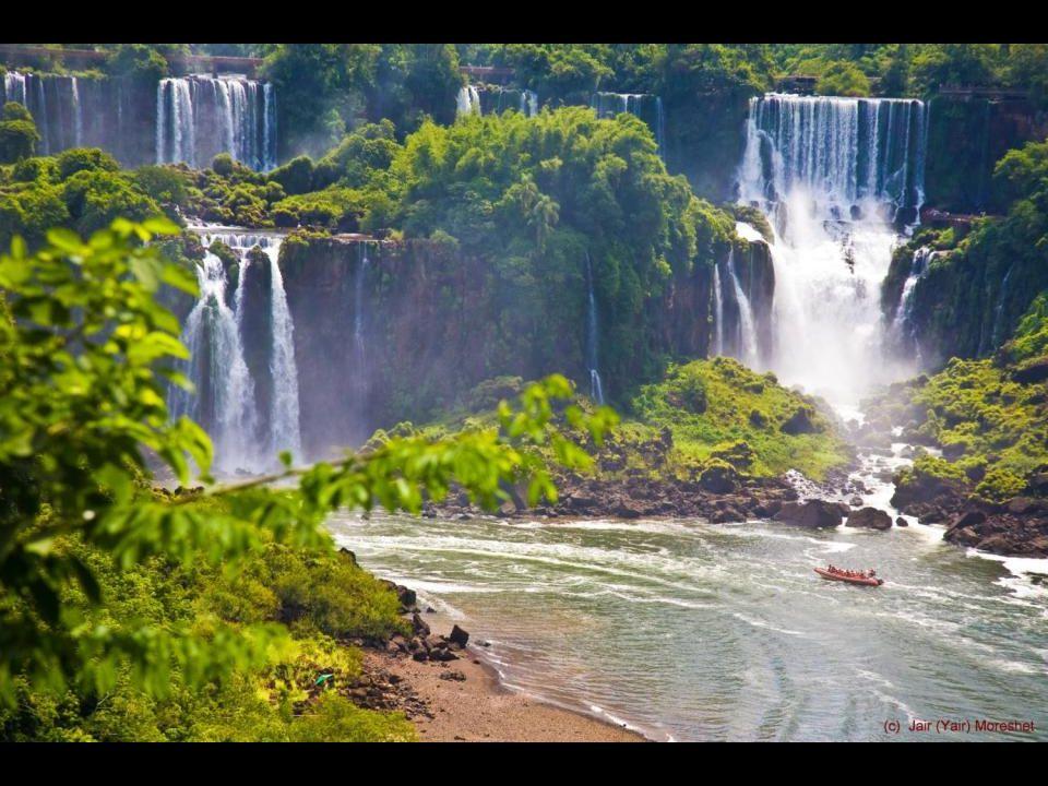 Iguazú / Iguaçu Falls