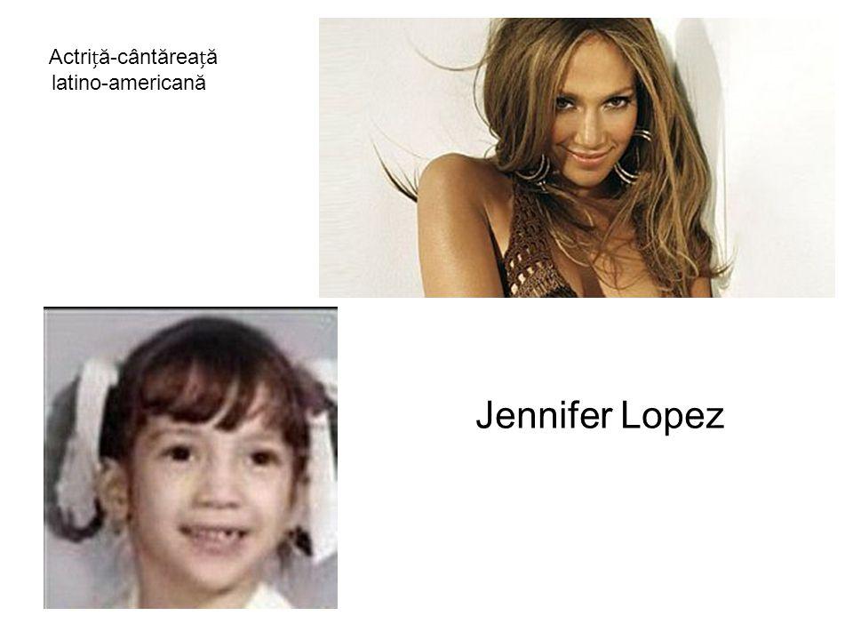 Jennifer Aniston Actriă americană