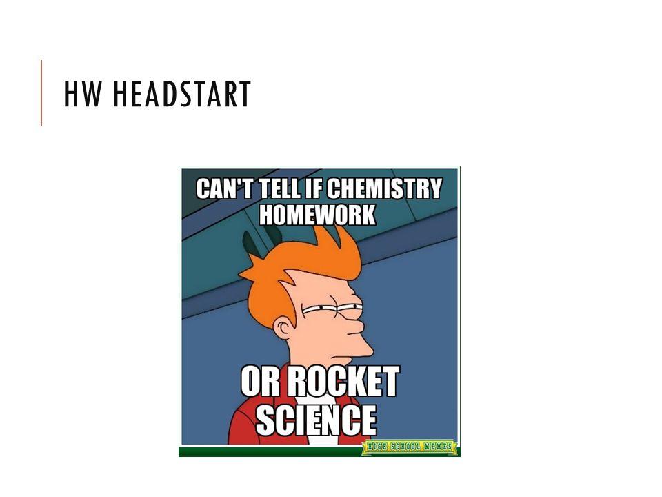 HW HEADSTART