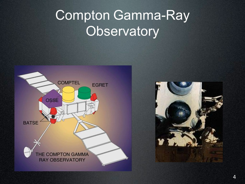 Compton Gamma-Ray Observatory 4