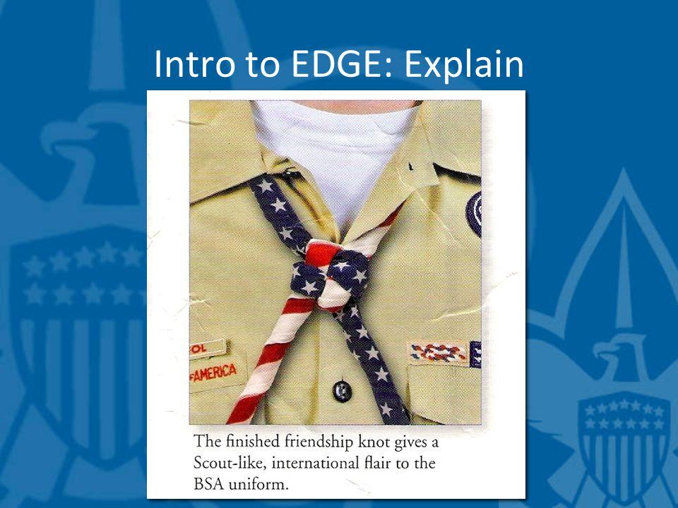 Intro to EDGE: Explain