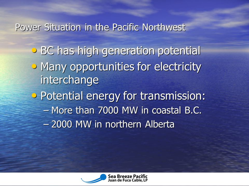 Project Description 1.HVDC Light™ Technology 2. Location and Routing 3.