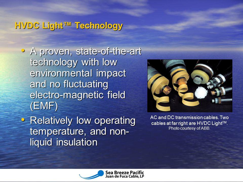 Environmental Considerations 1.Choice of Technology 2.