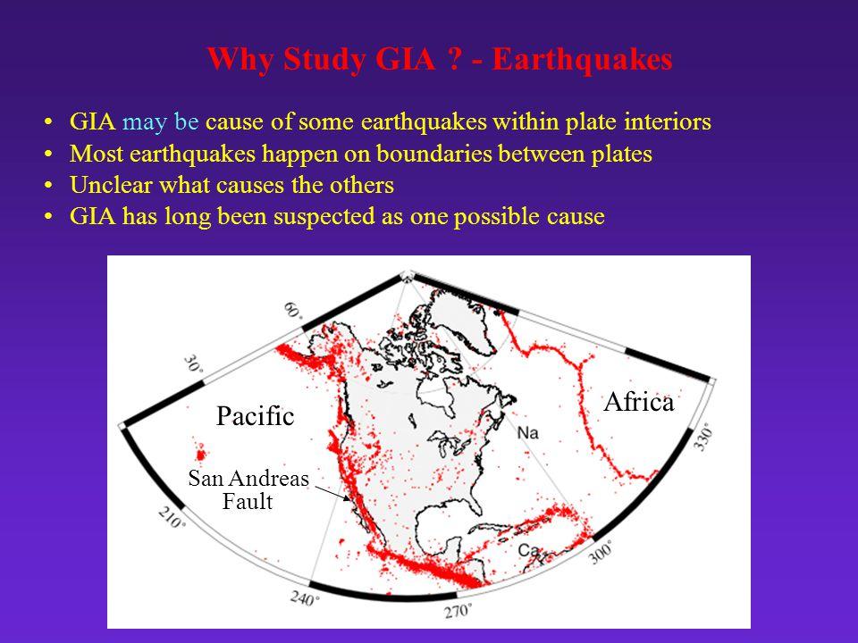 Why Study GIA .