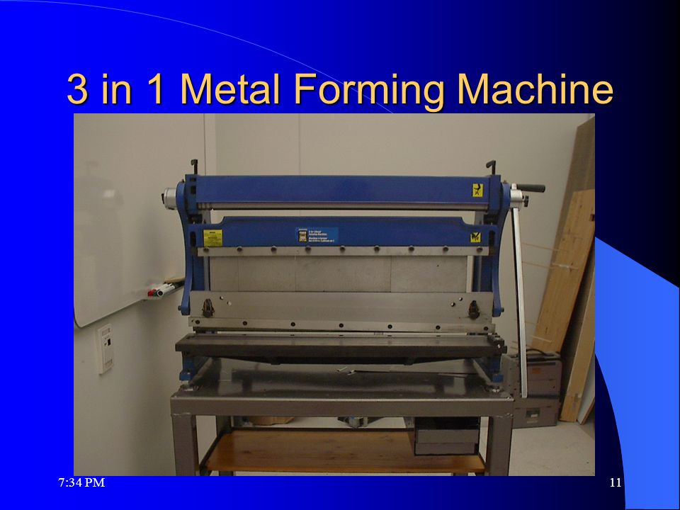 3 in 1 Metal Forming Machine 7:36 PM11