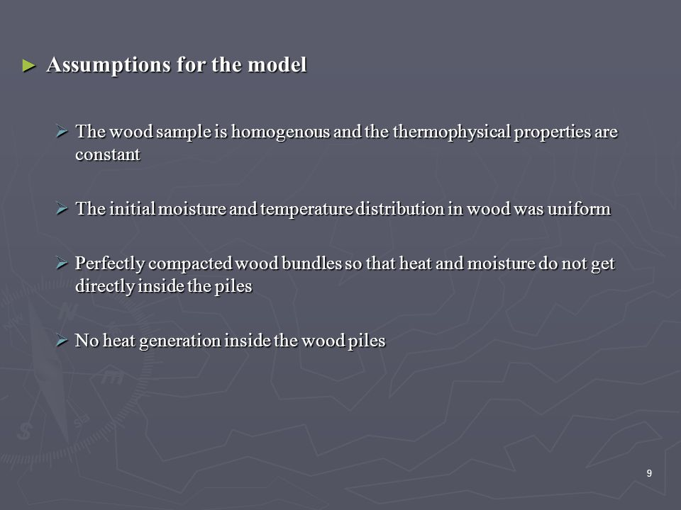 20 ► Covered wood chips pile ► Modeling of moisture profile