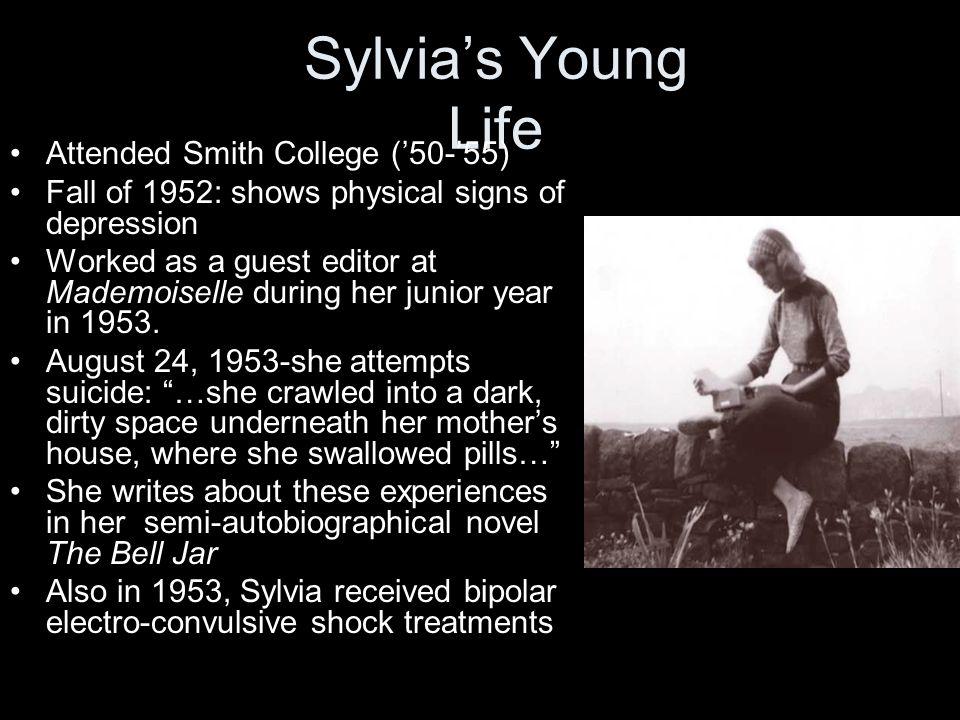 Sylvia goes to England 1954 Plath went to Harvard summer school, graduates summa cum laude in 1955 Wins a Fulbright Scholarship to England