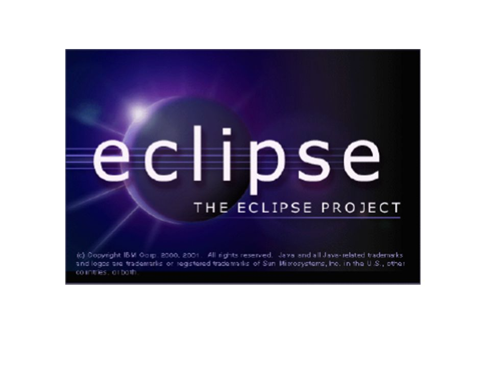 Goals Give you a feeling of what Eclipse is.Introduce the basic mechanisms behind the scene.