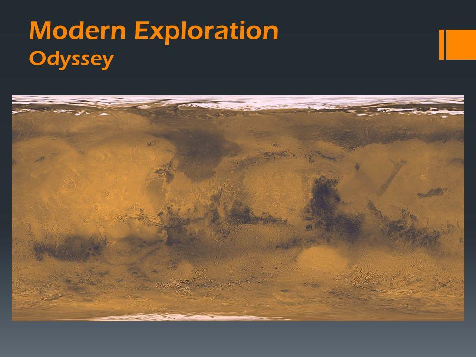 Modern Exploration Odyssey
