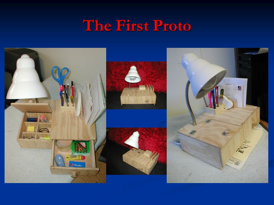 The First Proto