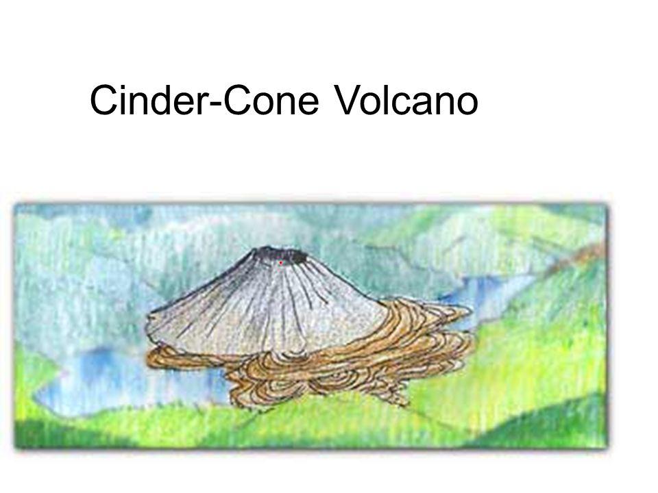 Cinder-Cone Volcano