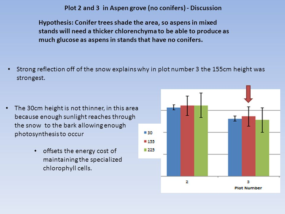 Strong reflection off of the snow explains why in plot number 3 the 155cm height was strongest.
