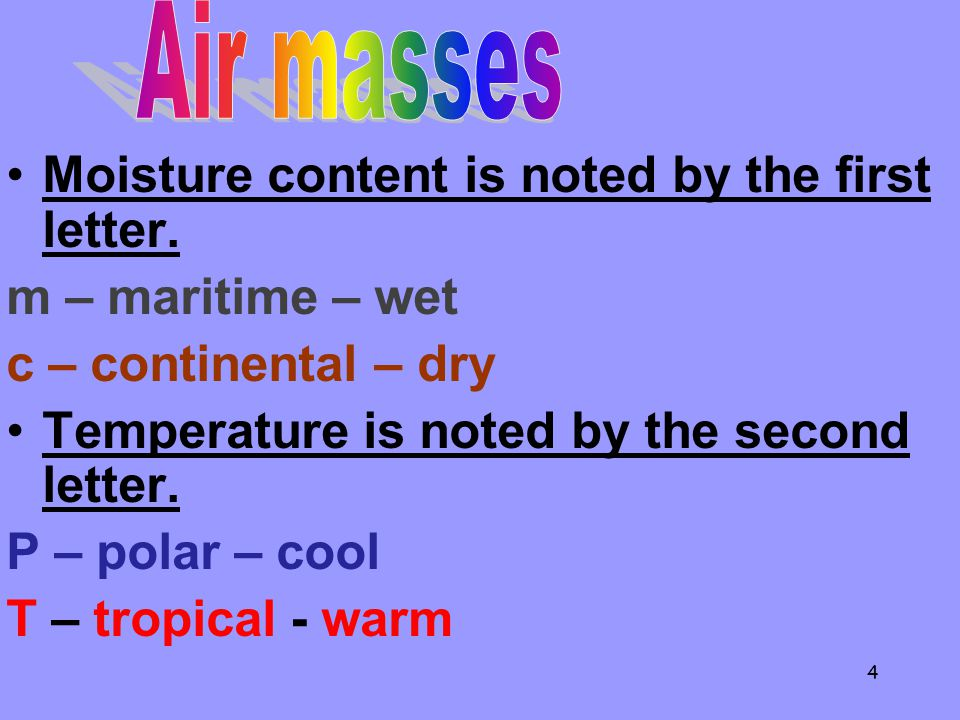 Moisture content is noted by the first letter.