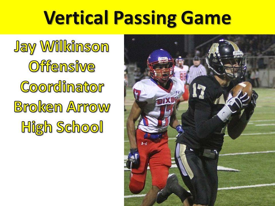 Vertical Passing Game