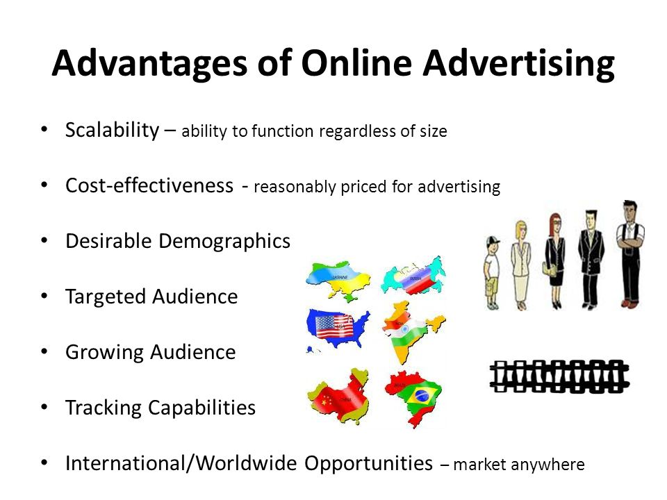 Benefits of Online Advertising with Google