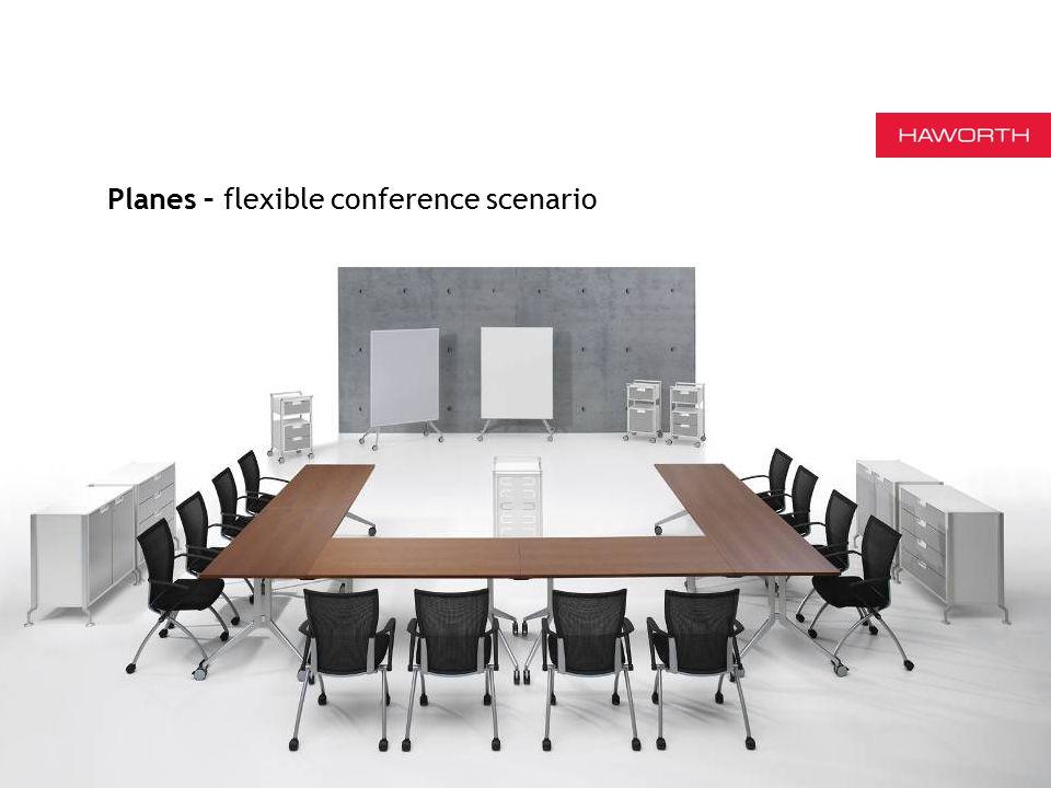 Planes – flexible conference scenario