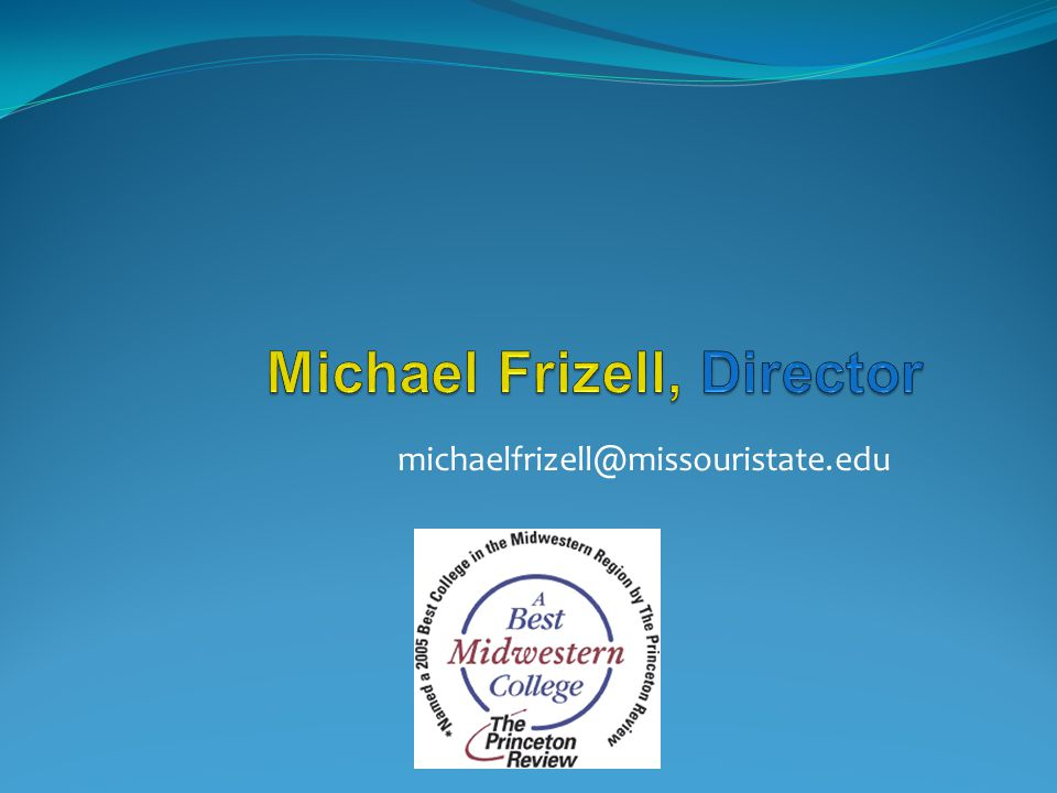 michaelfrizell@missouristate.edu