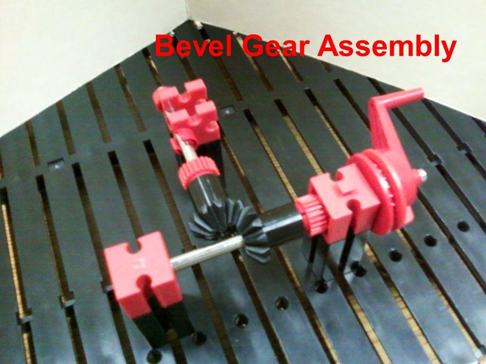 Bevel Gear Assembly