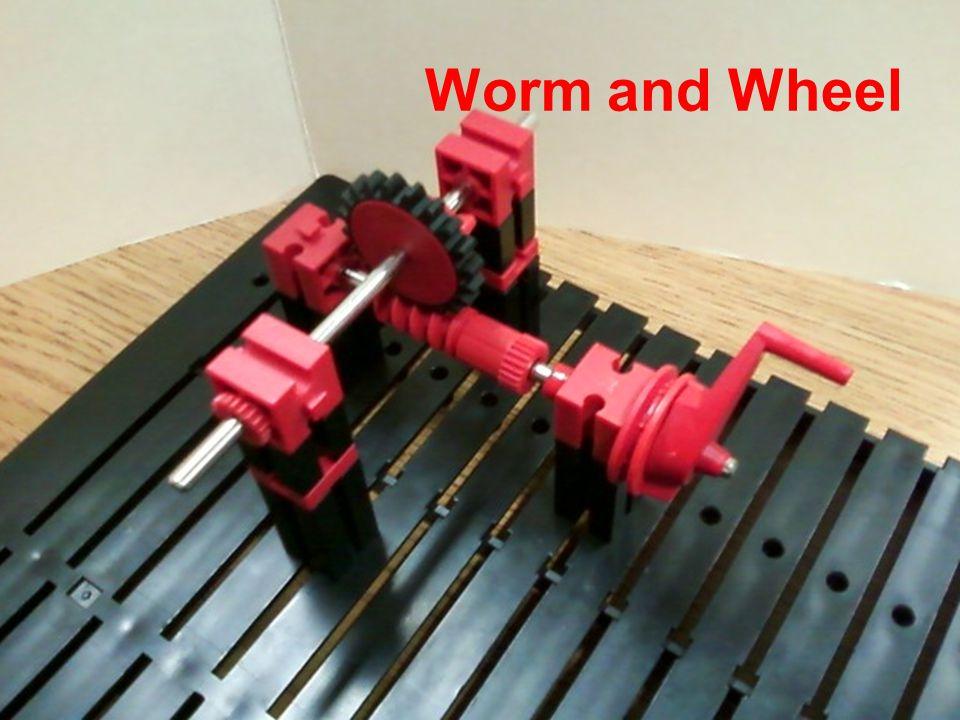 Worm and Wheel