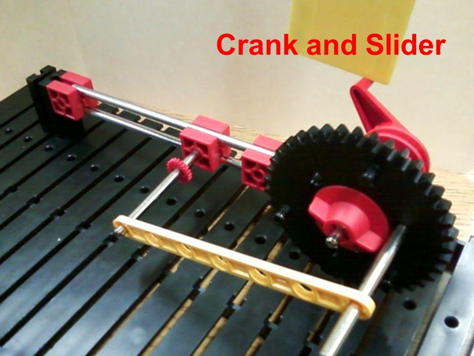 Crank and Slider