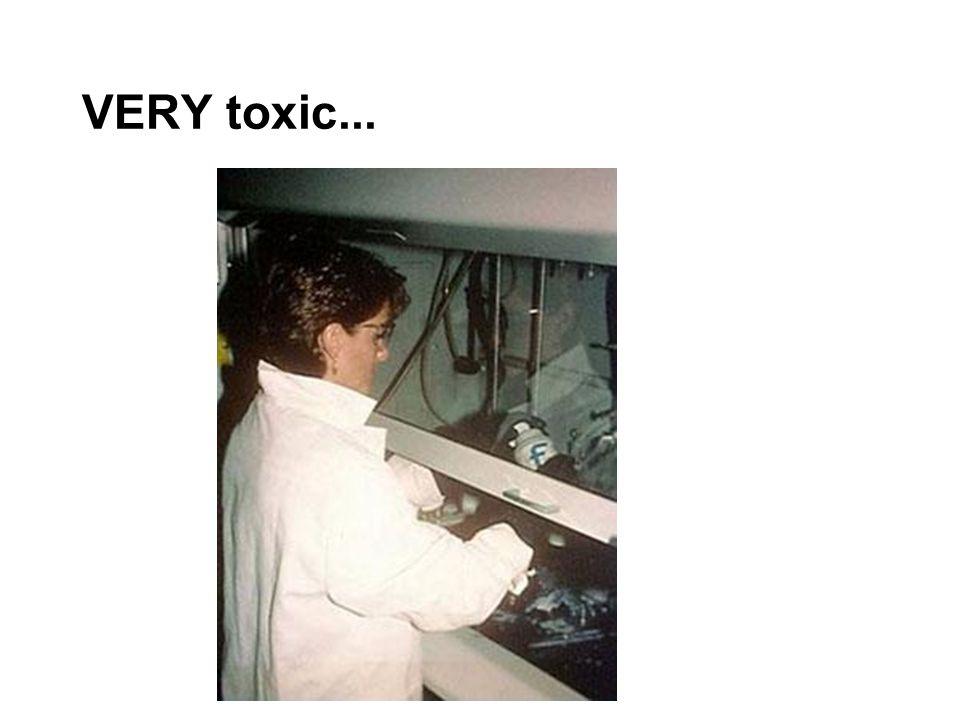 VERY toxic...