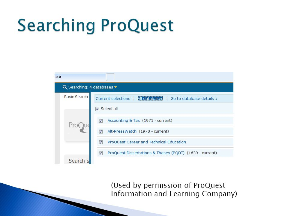 (Used by permission of ProQuest Information and Learning Company)