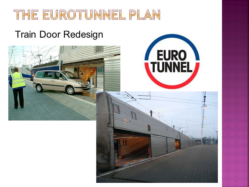 Train Door Redesign
