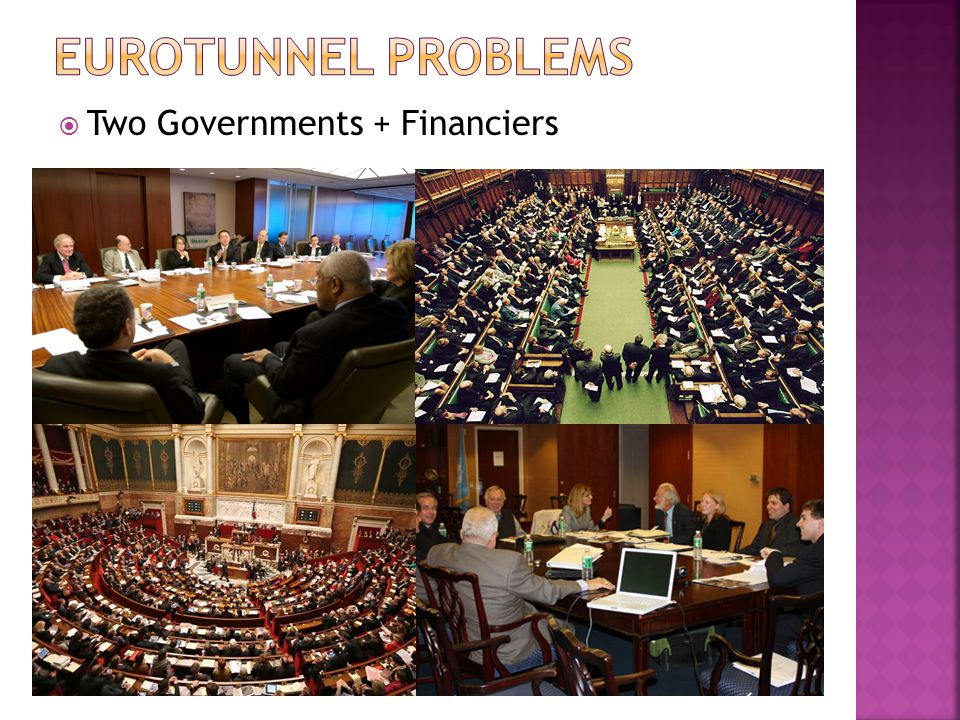  Two Governments + Financiers