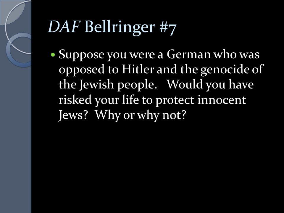 DAF Bellringer #8 Describe Anne s relationship with her mother.