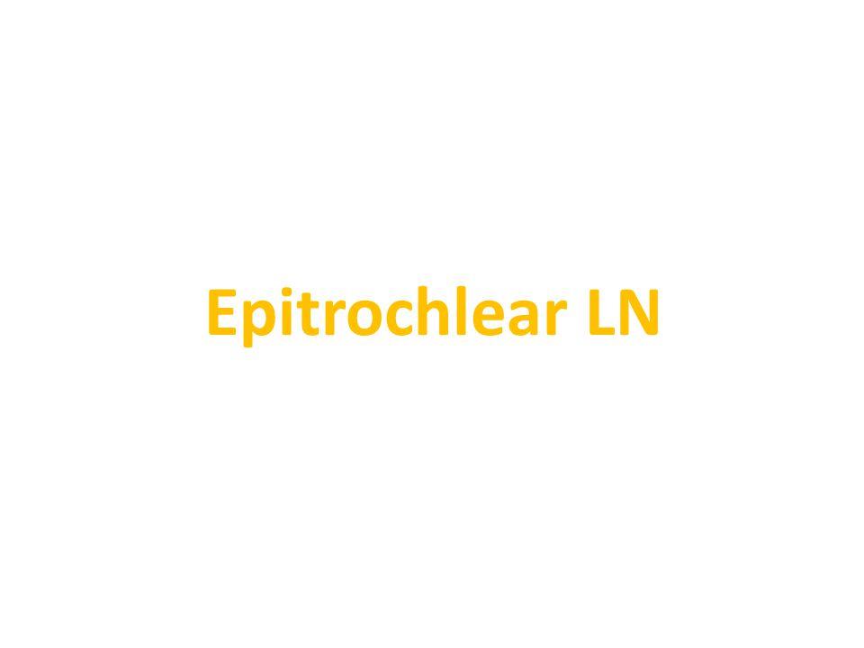 Epitrochlear LN