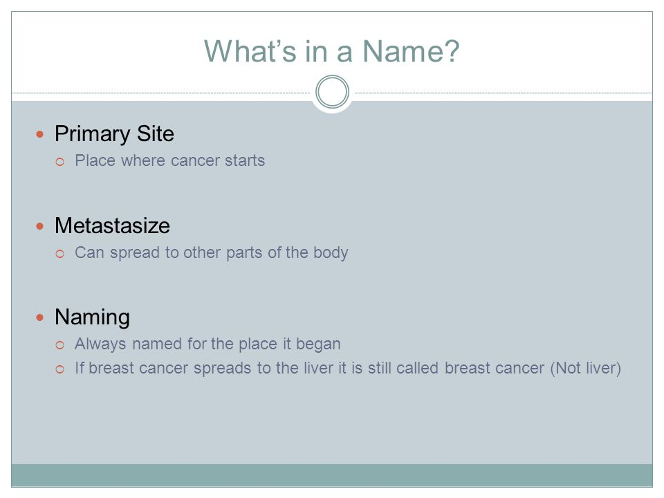 Breast Cancer At My Age.Young women CAN and DO get breast cancer.