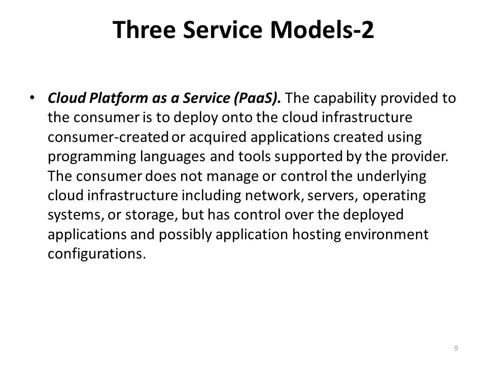 CUM: The Credit Union Model of Cloud Computing CU clouds The credit union model of Cloud Computing is a specialized model of the general Cloud Computing.