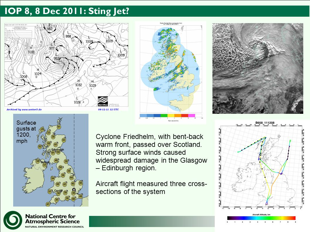 http://www.ncas.ac.uk IOP 8, 8 Dec 2011: Sting Jet.
