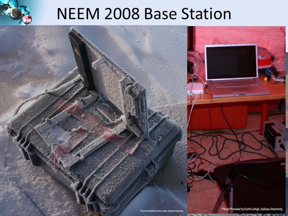NEEM 2008 Base Station 13