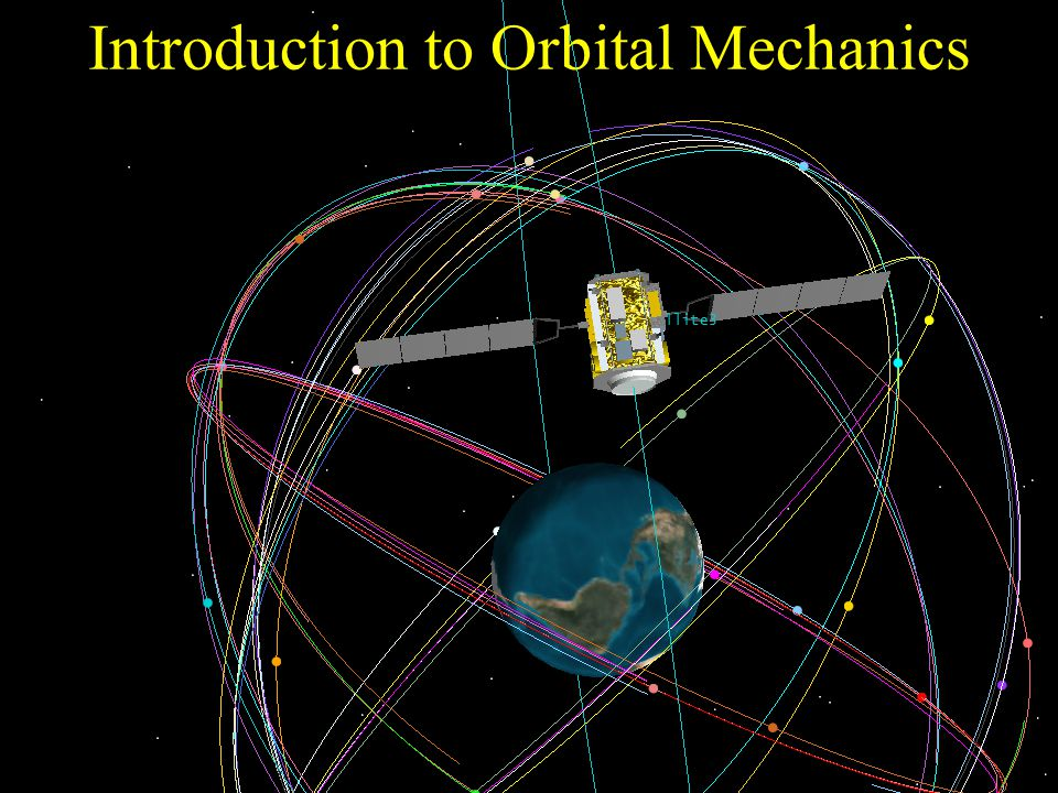 What Is an Orbit.